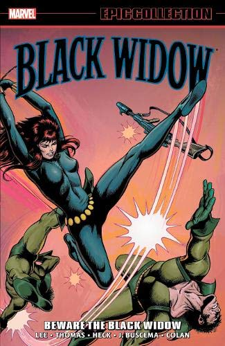 Marvel Epic Collection: Beware the Black Widow