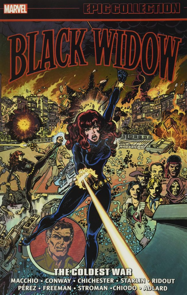 Marvel Epic Collection: Black Widow – The Coldest War