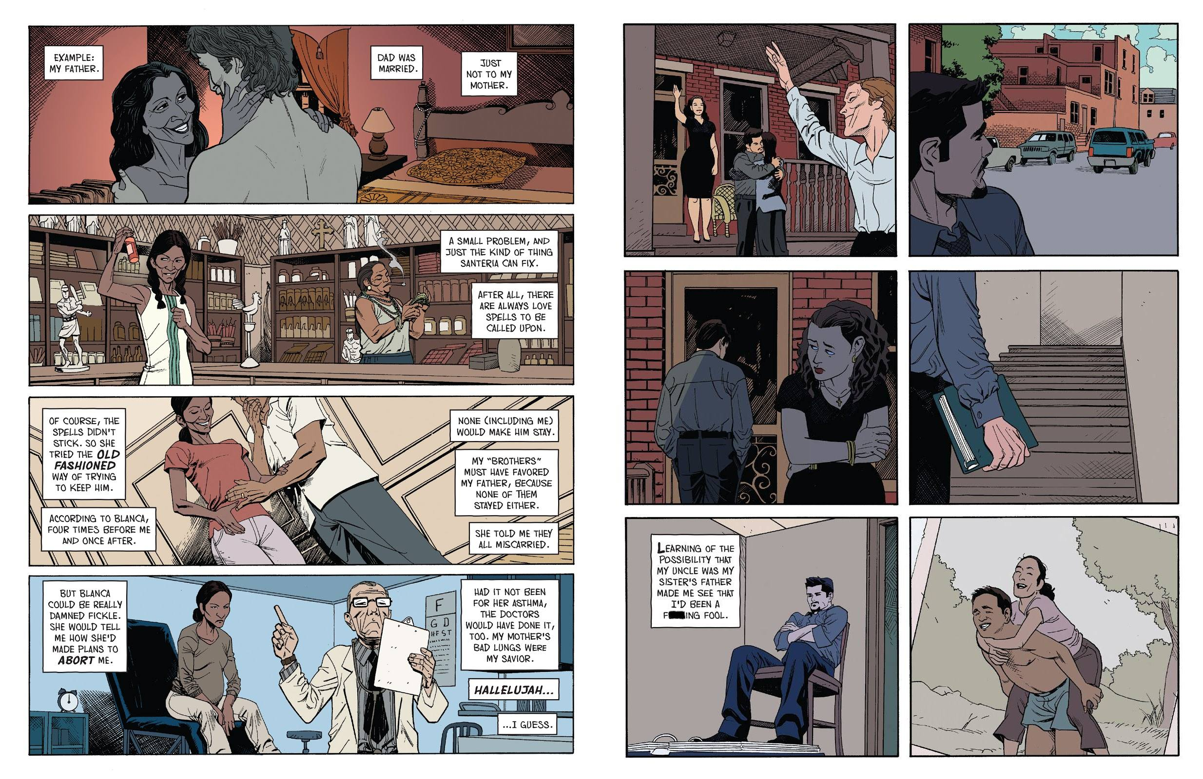 Happiness Will Follow graphic novel review