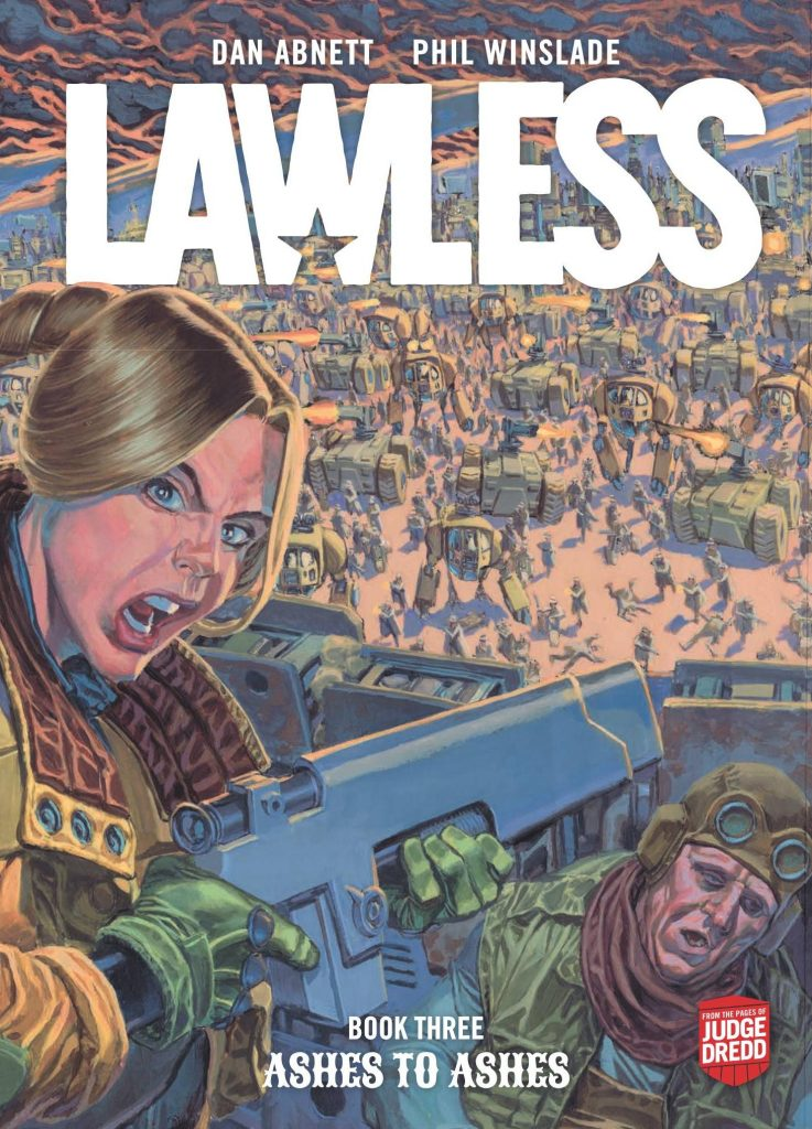 Lawless: Ashes to Ashes