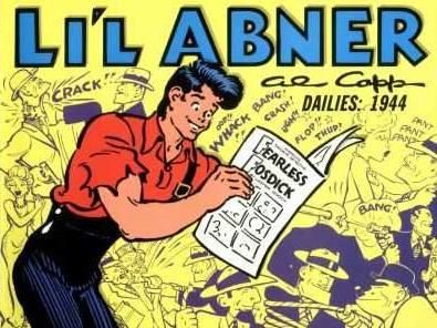 Li'l Abner Volume Ten: Dailies 1944