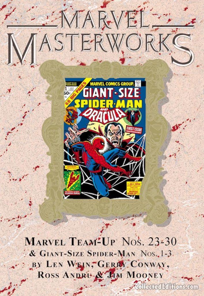Marvel Masterworks: Marvel Team-Up Volume 3