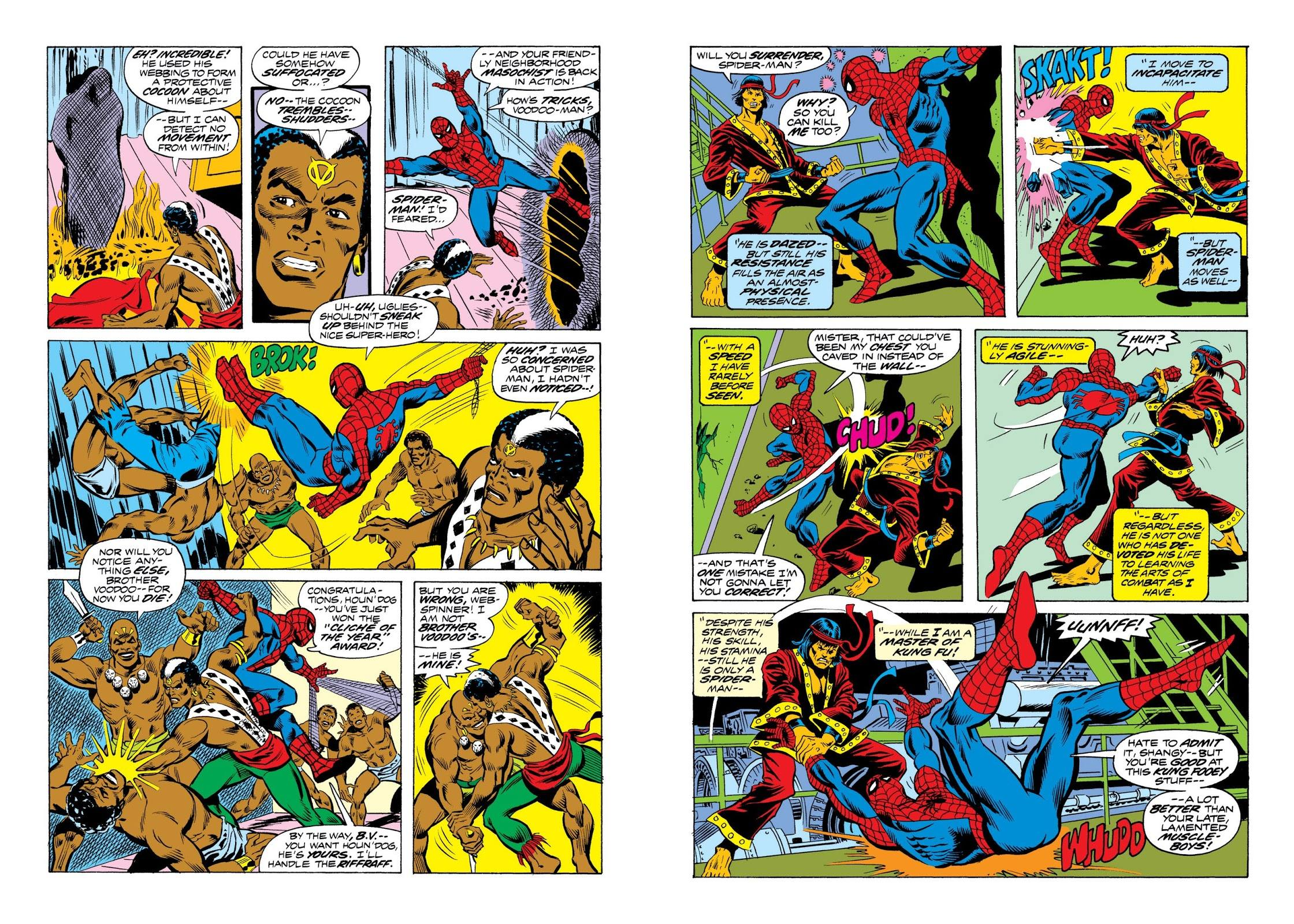 Marvel Masterworks Marvel Team-Up Vol 3 review