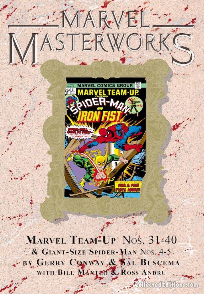 Marvel Masterworks: Marvel Team-Up Volume 4