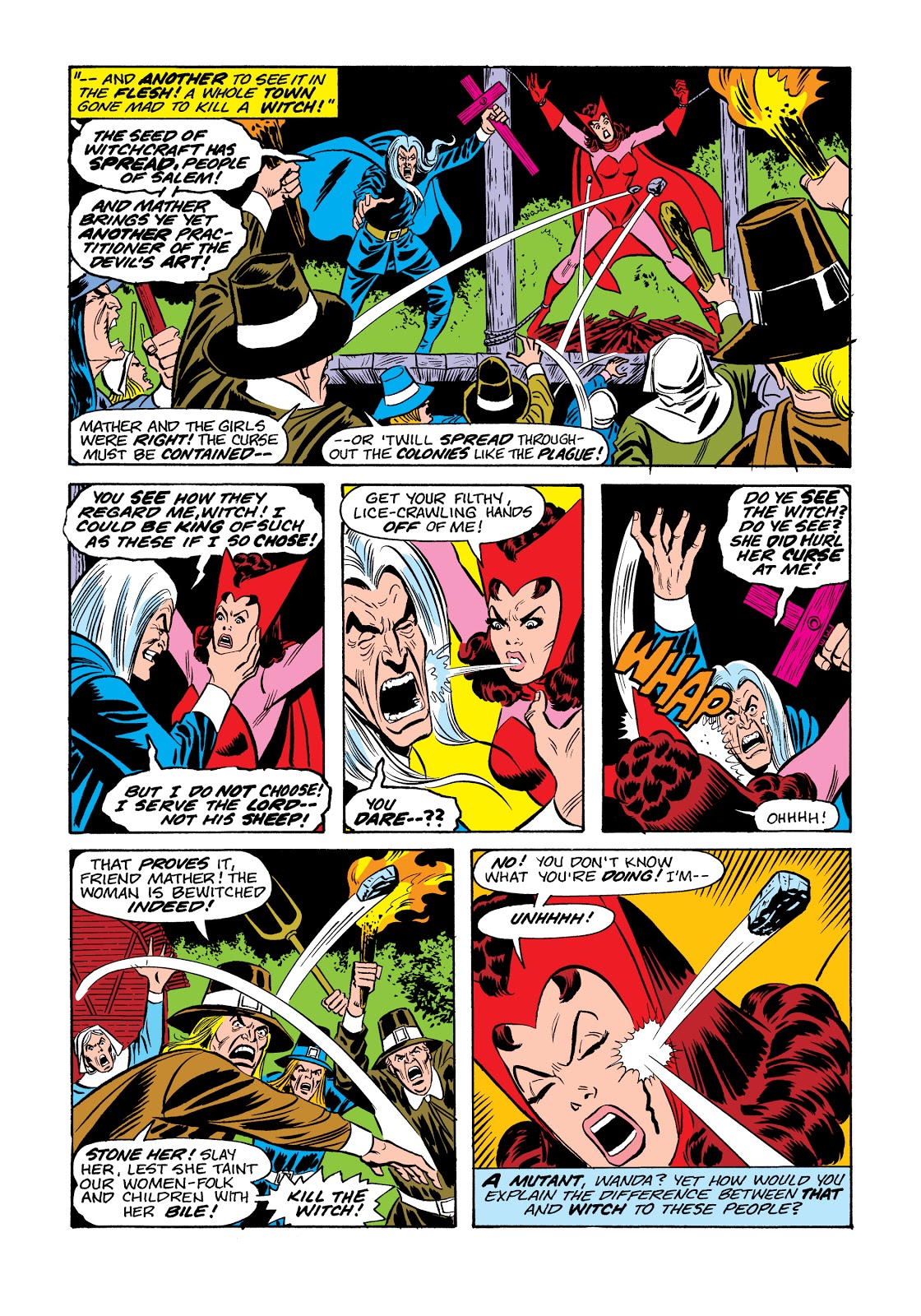 Marvel Masterworks Marvel Team-Up Vol 4 review