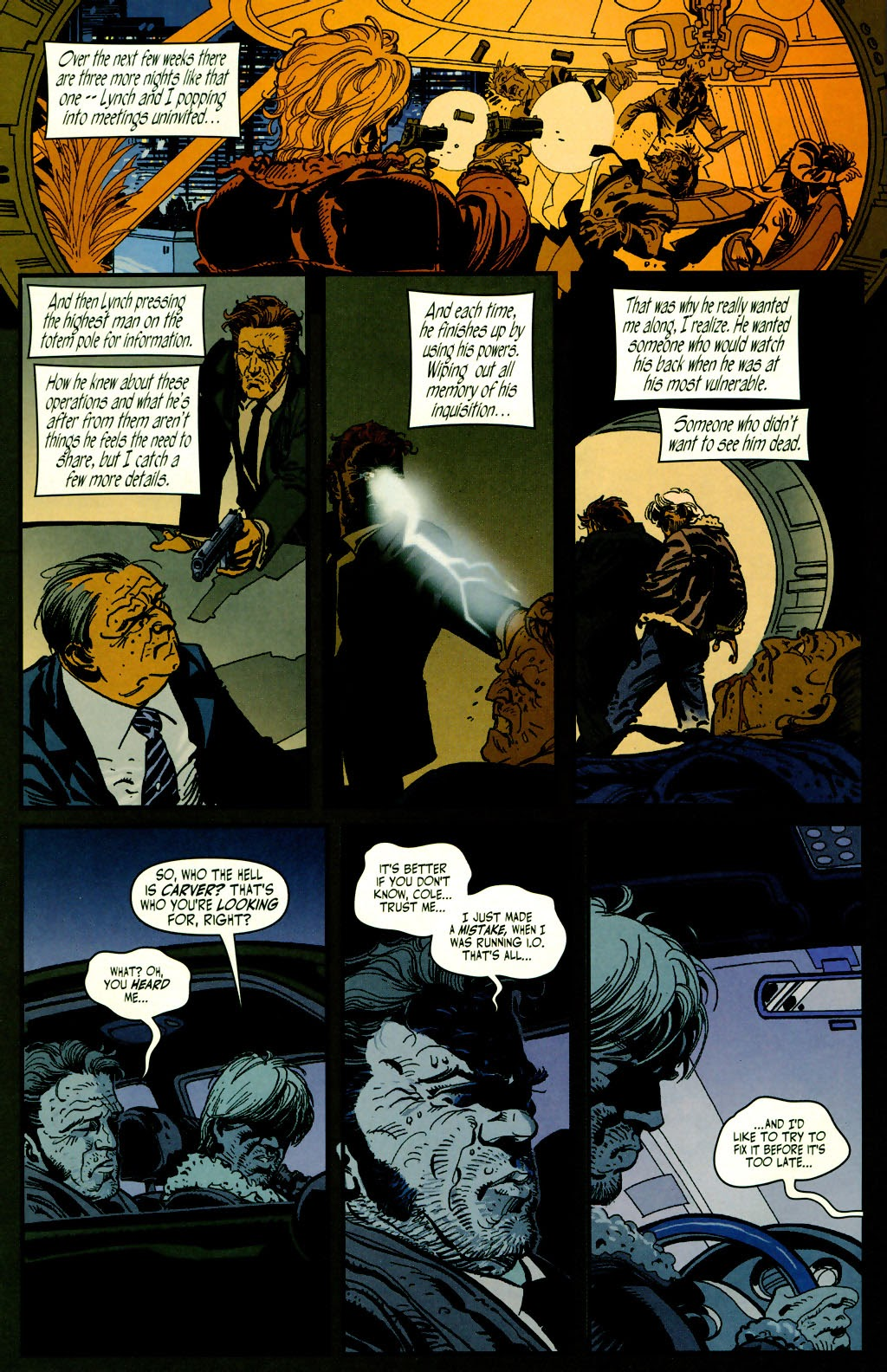 Point Blank graphic novel review
