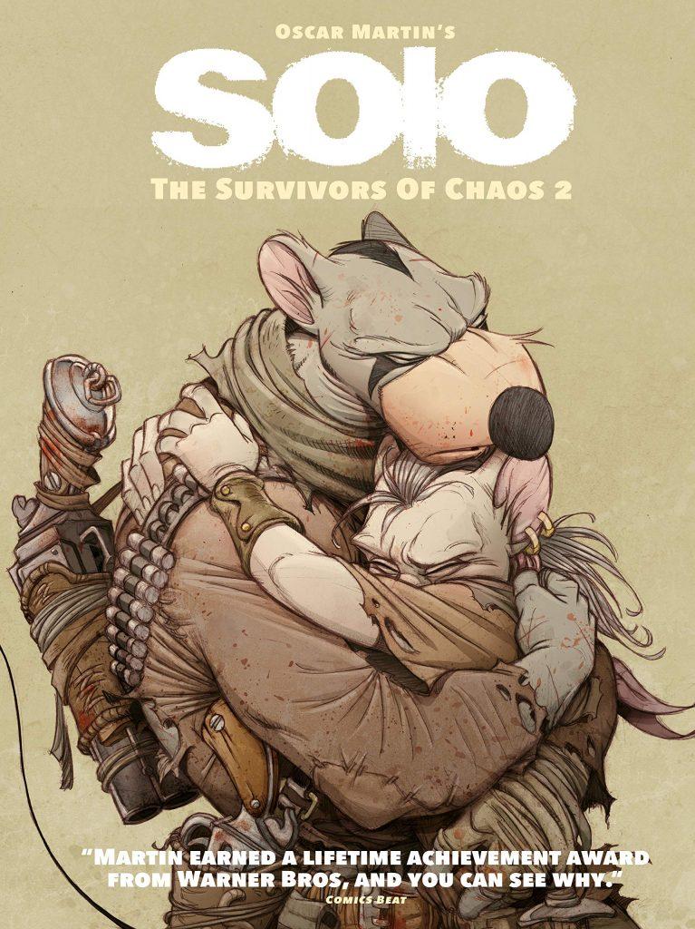Solo: The Survivors of Chaos 2