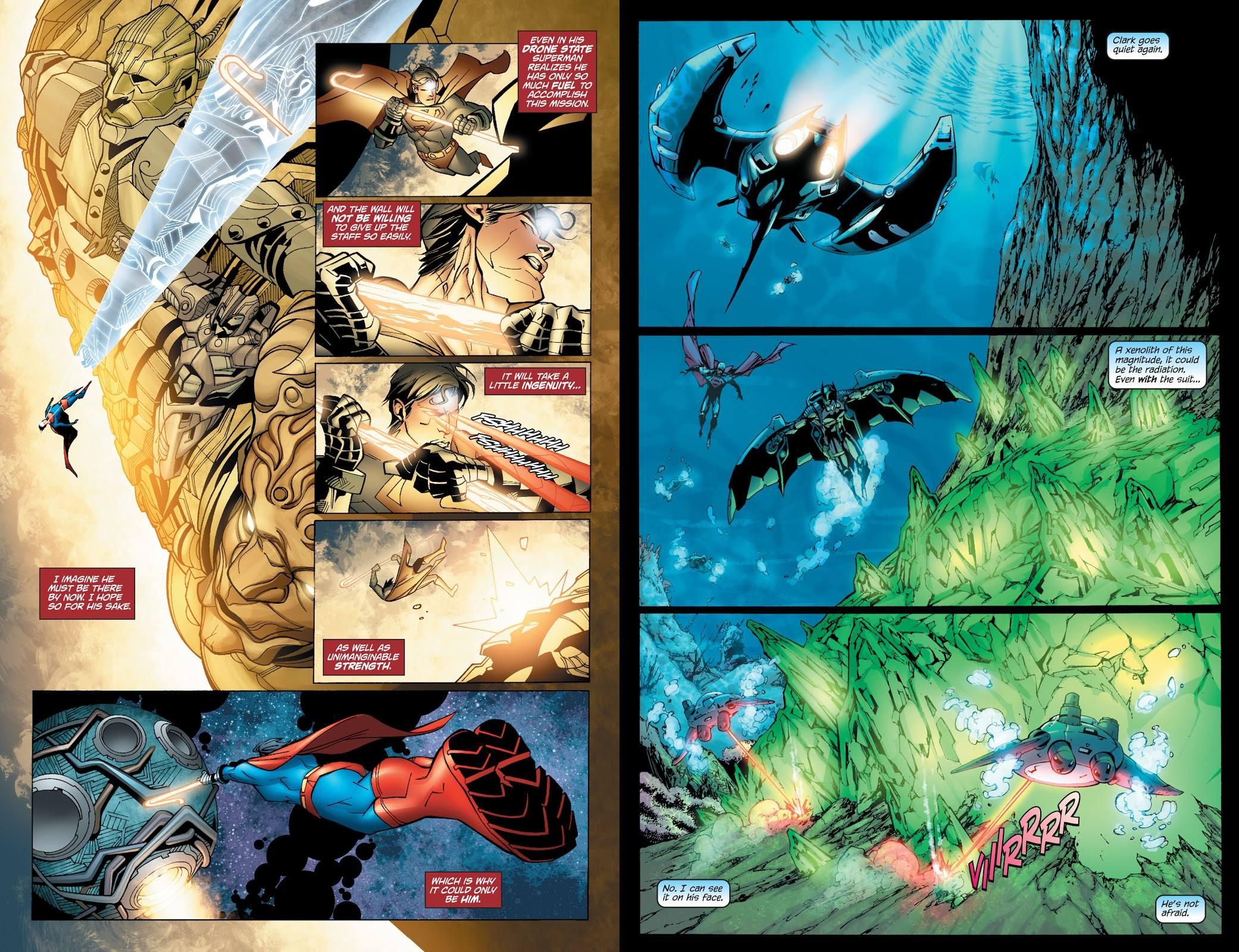 Superman Batman Vol 4 review