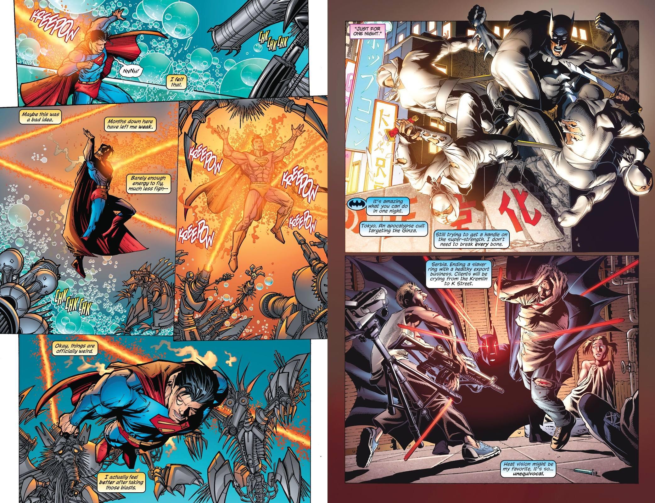 Superman Batman Vol 5 review