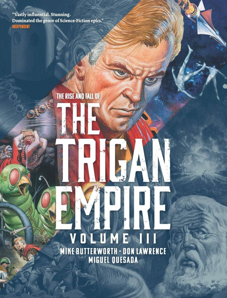 The Rise and Fall of the Trigan Empire Volume III