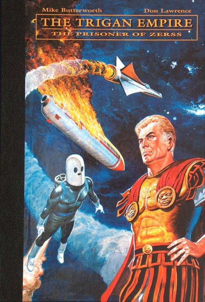 The Trigan Empire: The Collection – The Prisoner of Zerss