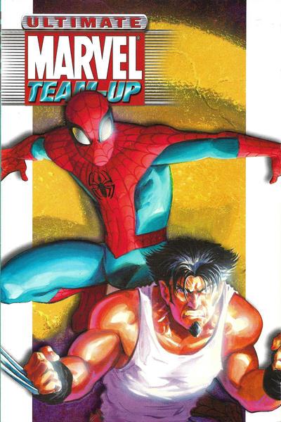 Ultimate Marvel Team-Up Vol. 1
