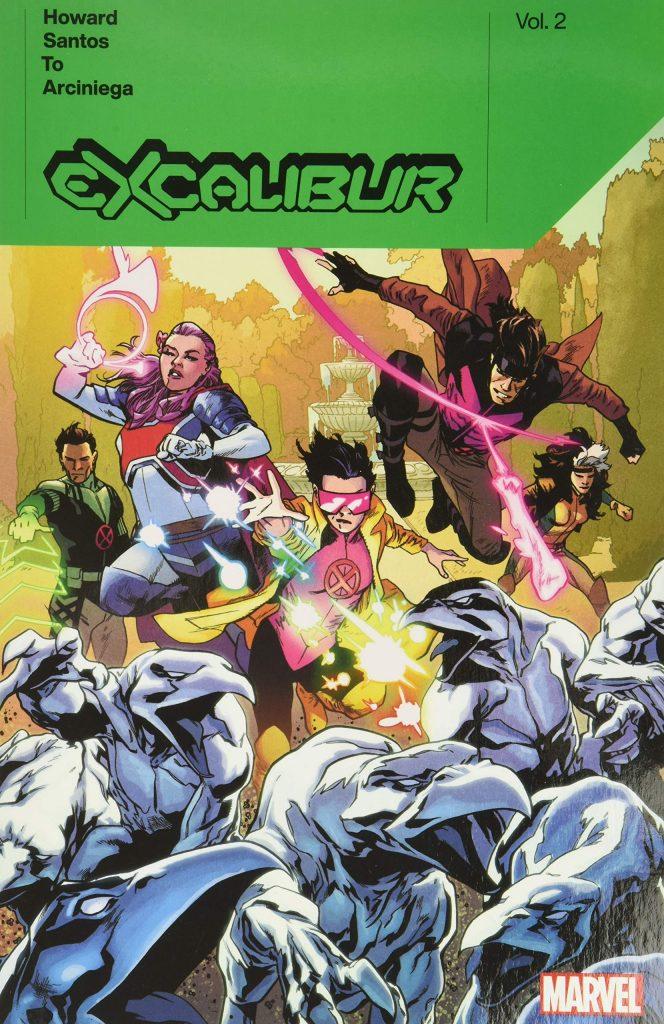 Excalibur Vol. 2