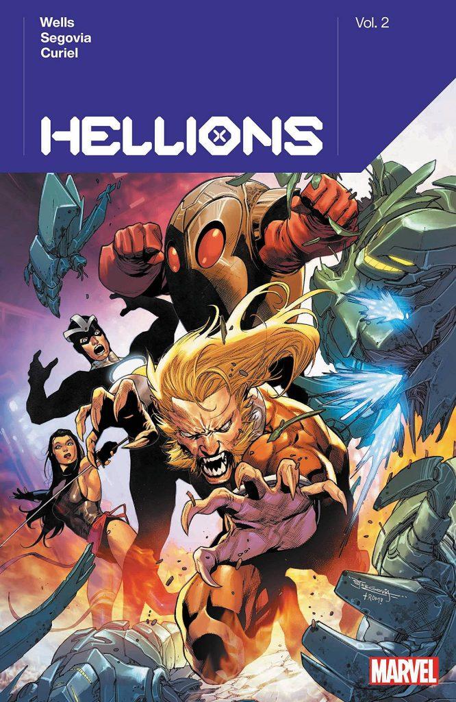 Hellions by Zeb Wells Vol. 2