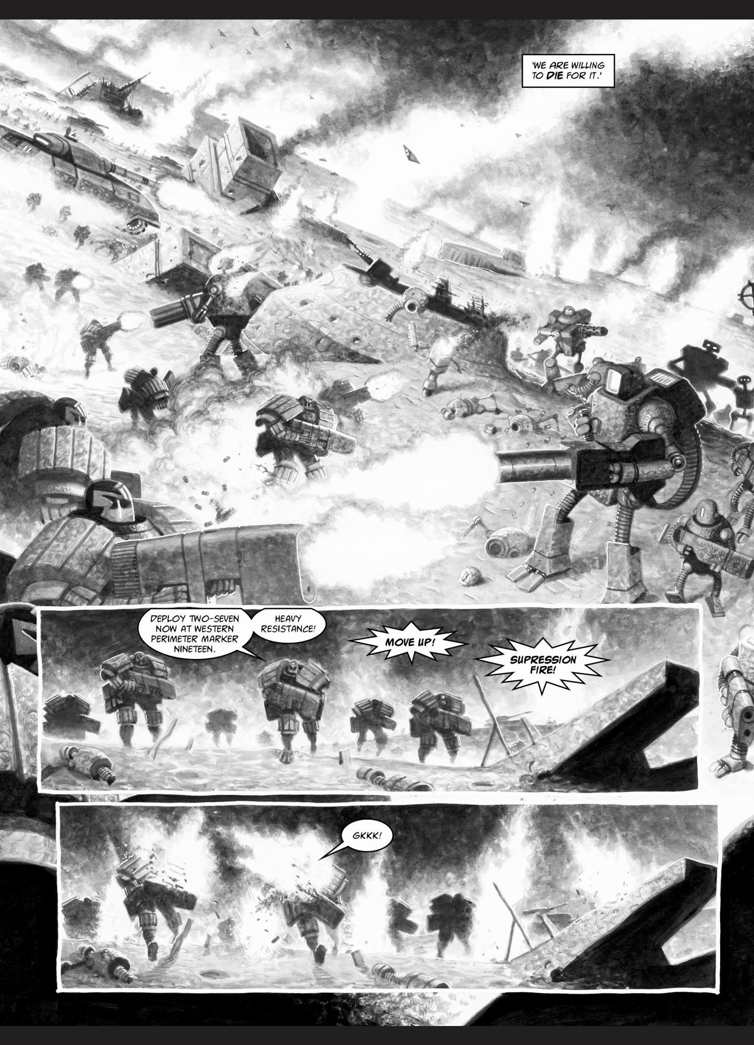 Insurrection graphic novel review