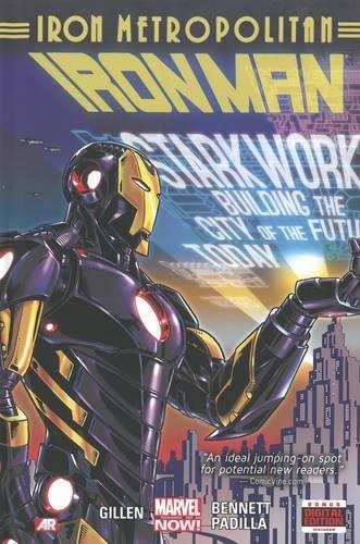 Iron Man: Iron Metropolitan