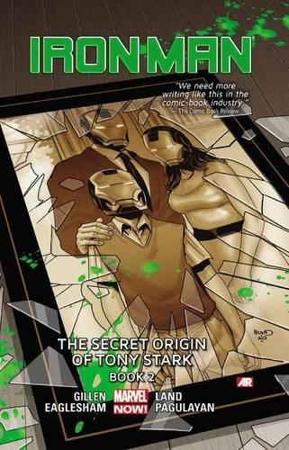 Iron Man: The Secret Origin of Tony Stark Book 2