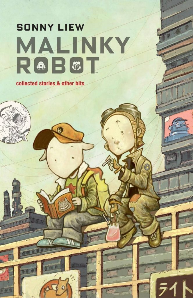 Malinky Robot: Collected Stories & Other Bits