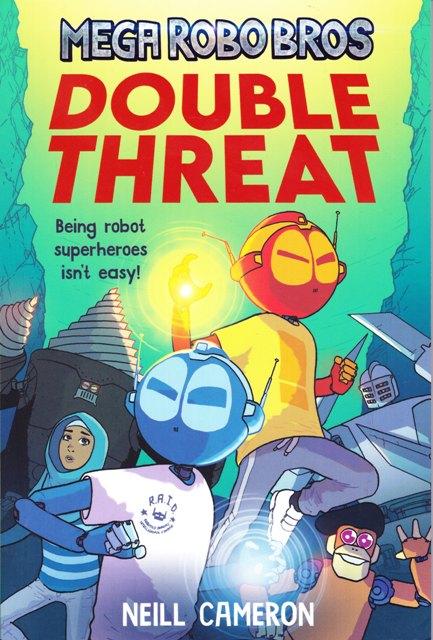 Mega Robo Bros: Double Threat