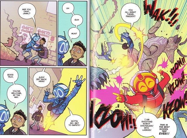 Mega Robo Bros Power Up Review