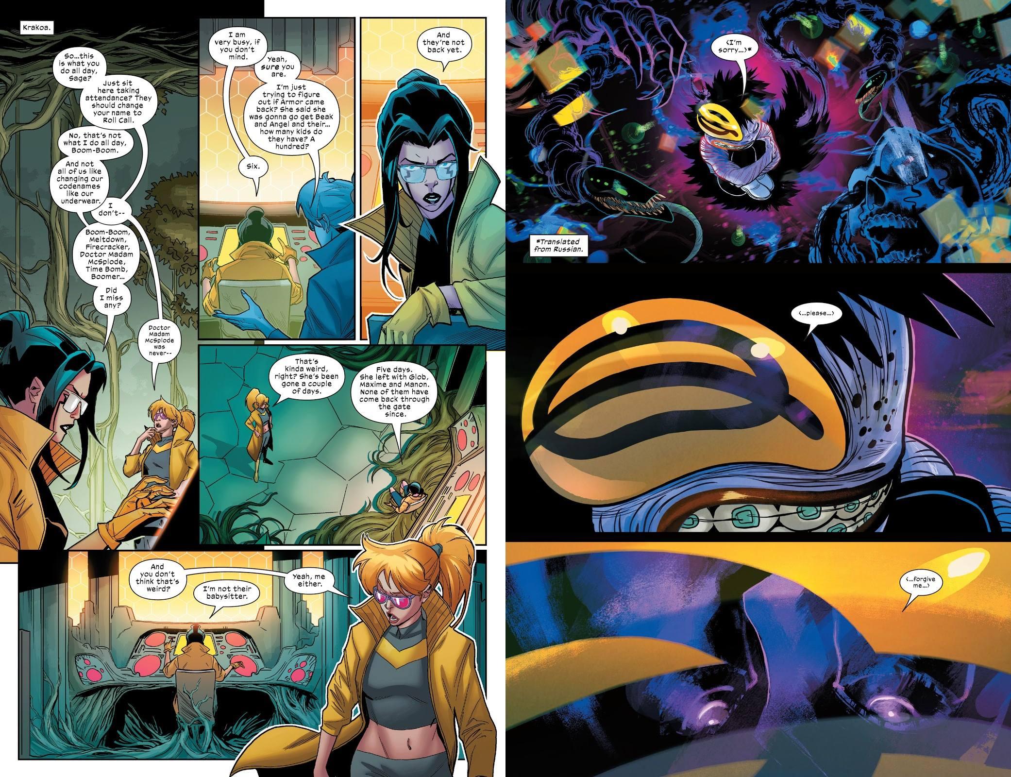 New Mutants by Ed Brisson Vol 1 review