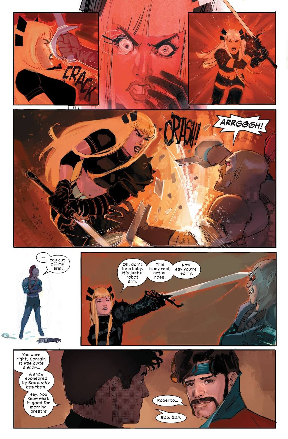New Mutants by Jonathan Hickman review