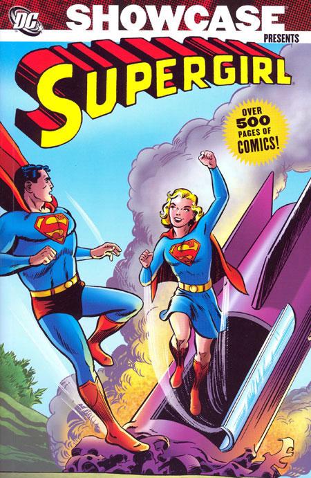 Showcase Presents Supergirl Vol. 1