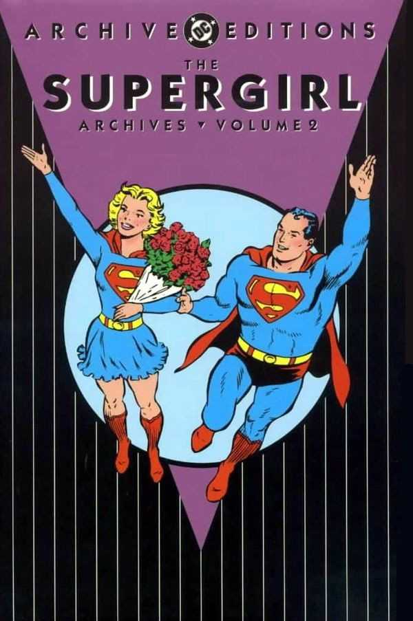 The Supergirl Archives Volume 2