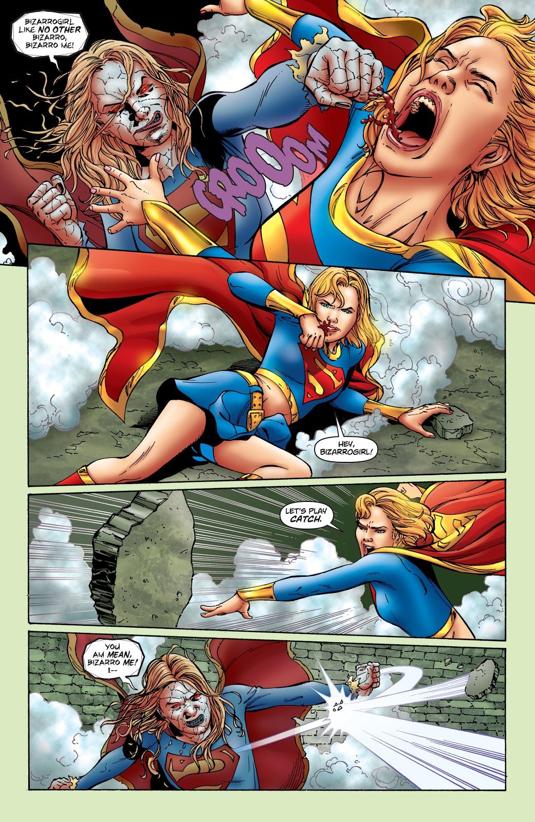 Supergirl Bizarrogirl review