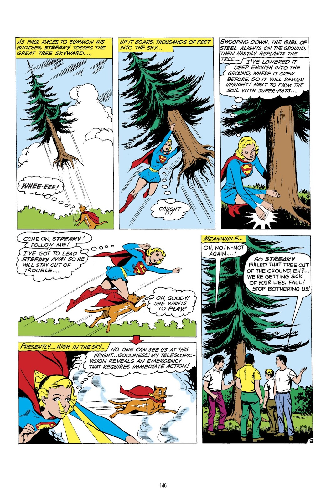 Supergirl The Silver Age Volume One review