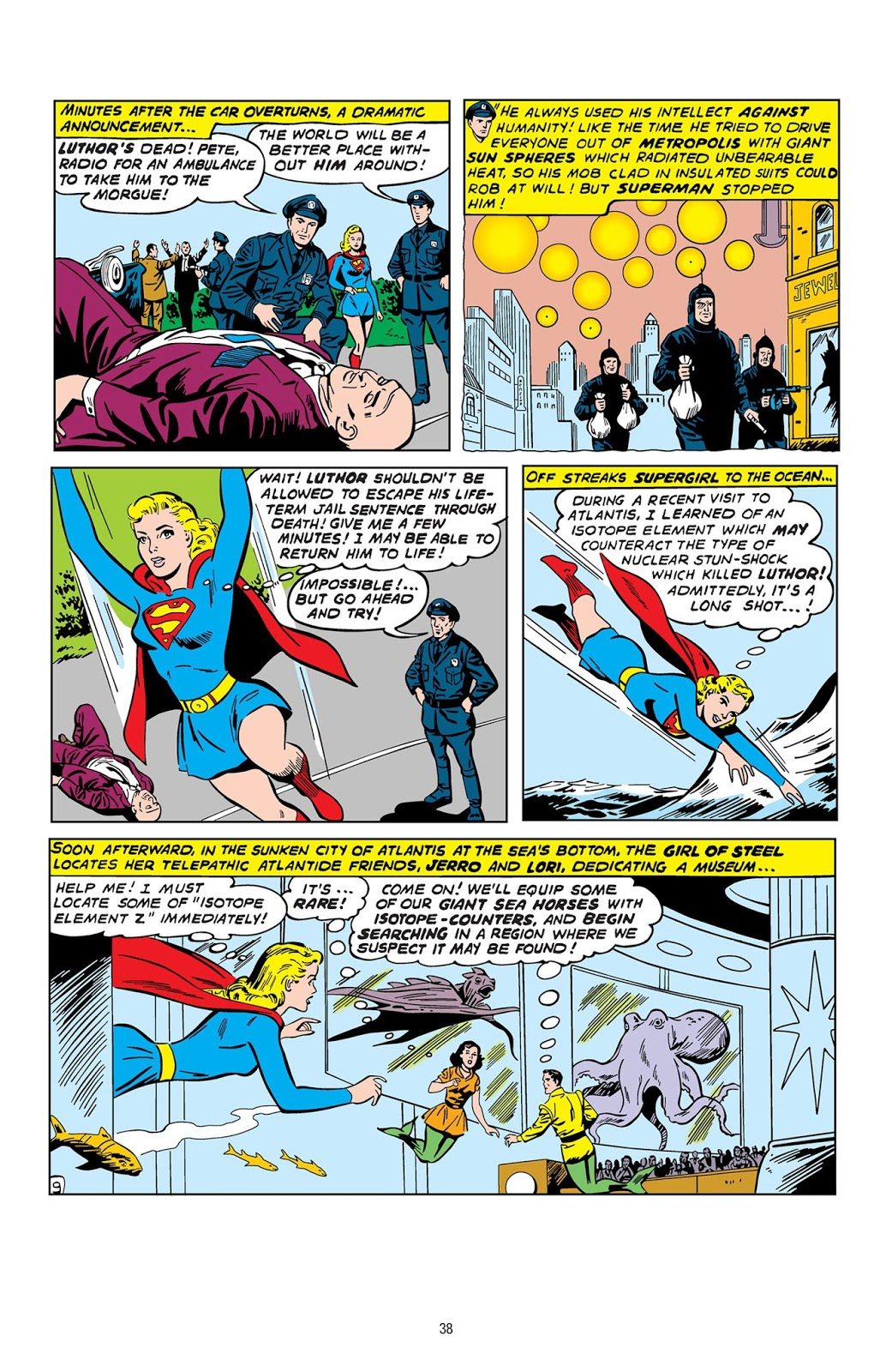 Supergirl The Silver Age Volume Two review