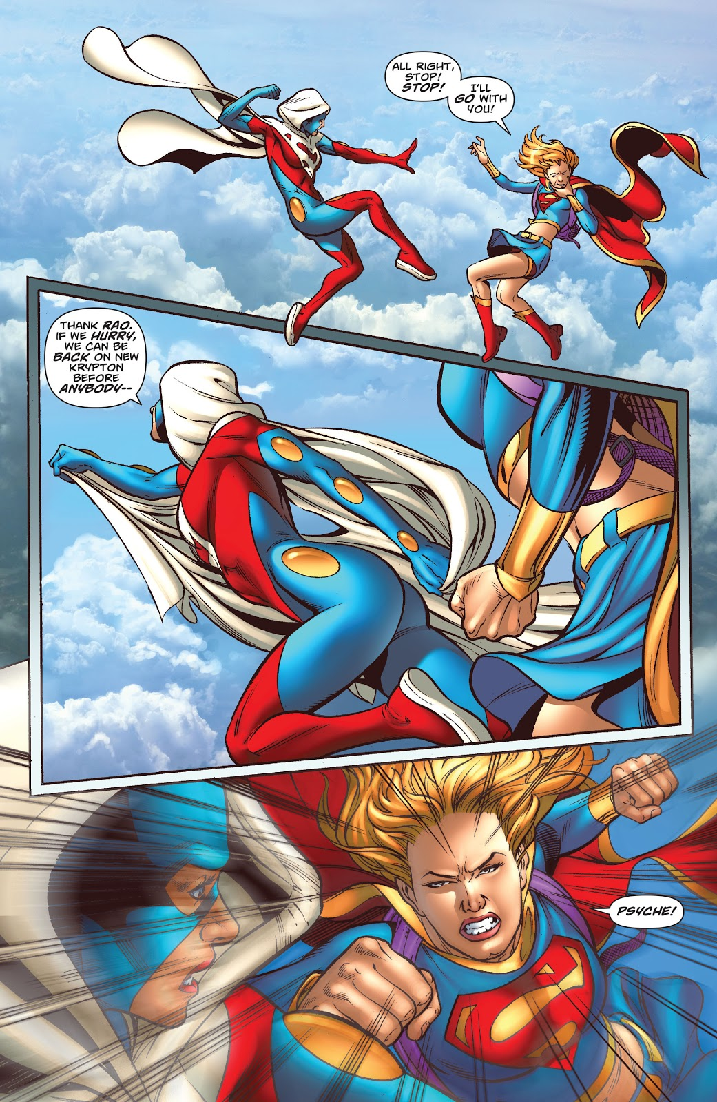 Supergirl Who is Superwoman review