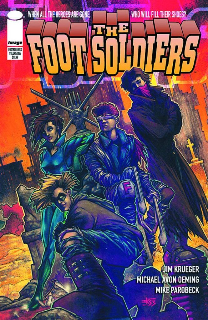 The Foot Soldiers Vol. 1