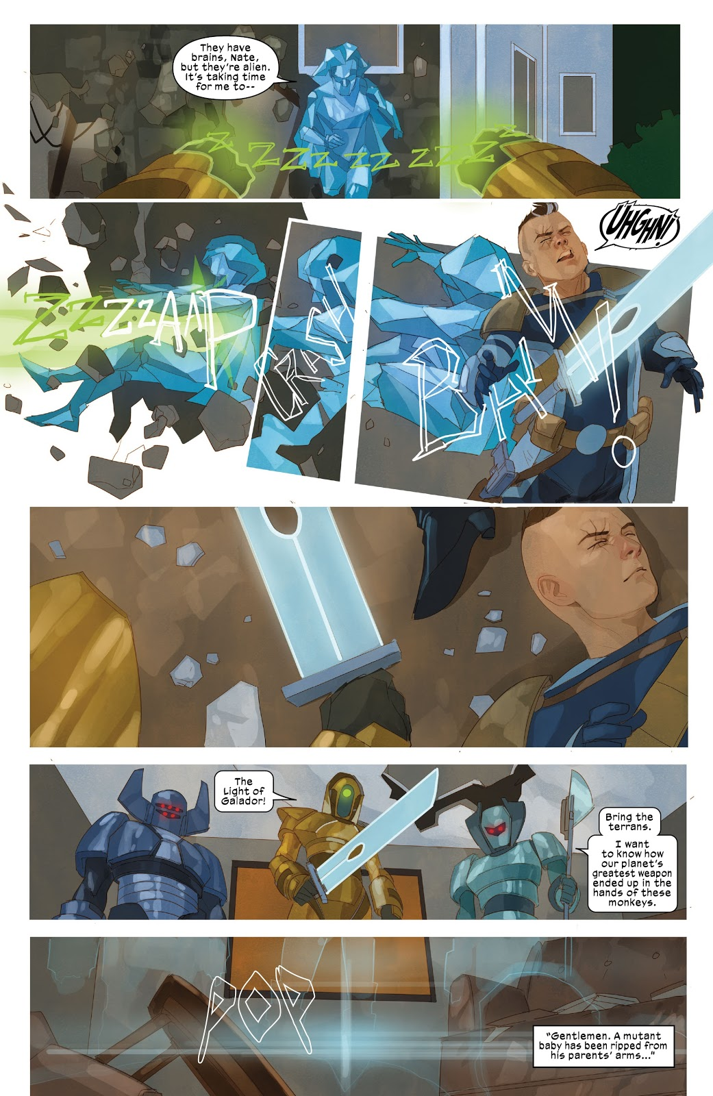 Cable Vol 1 review
