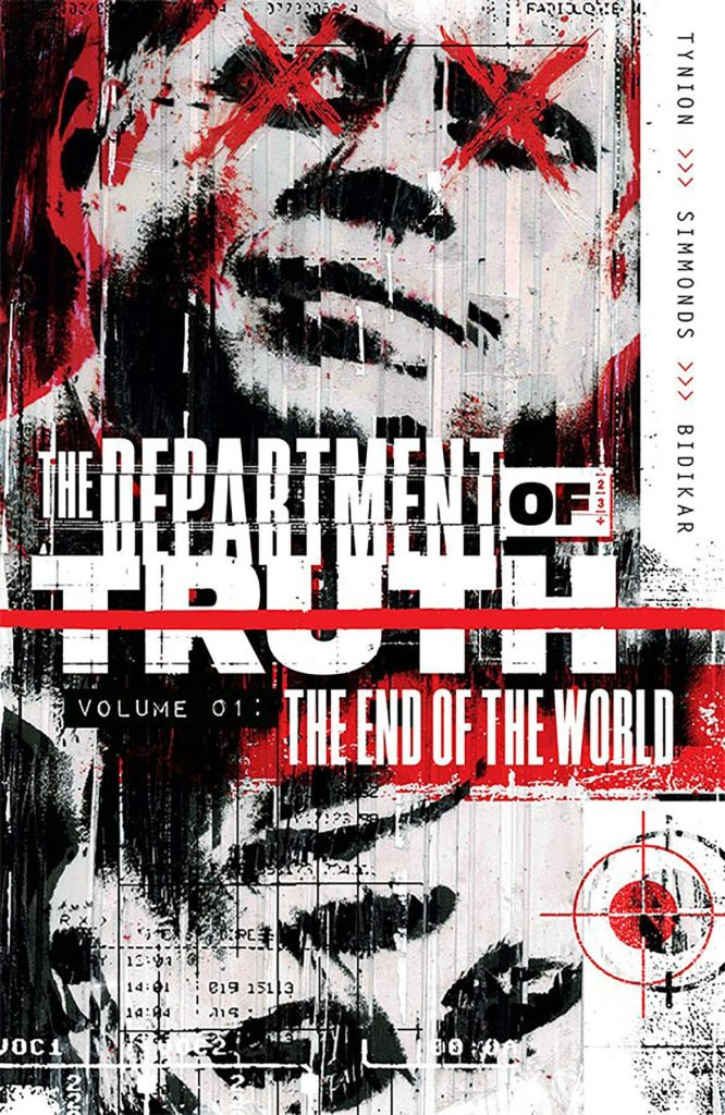 The Department of Truth Volume 01: The End of the World