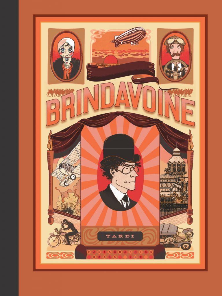 Farewell Brindavoine