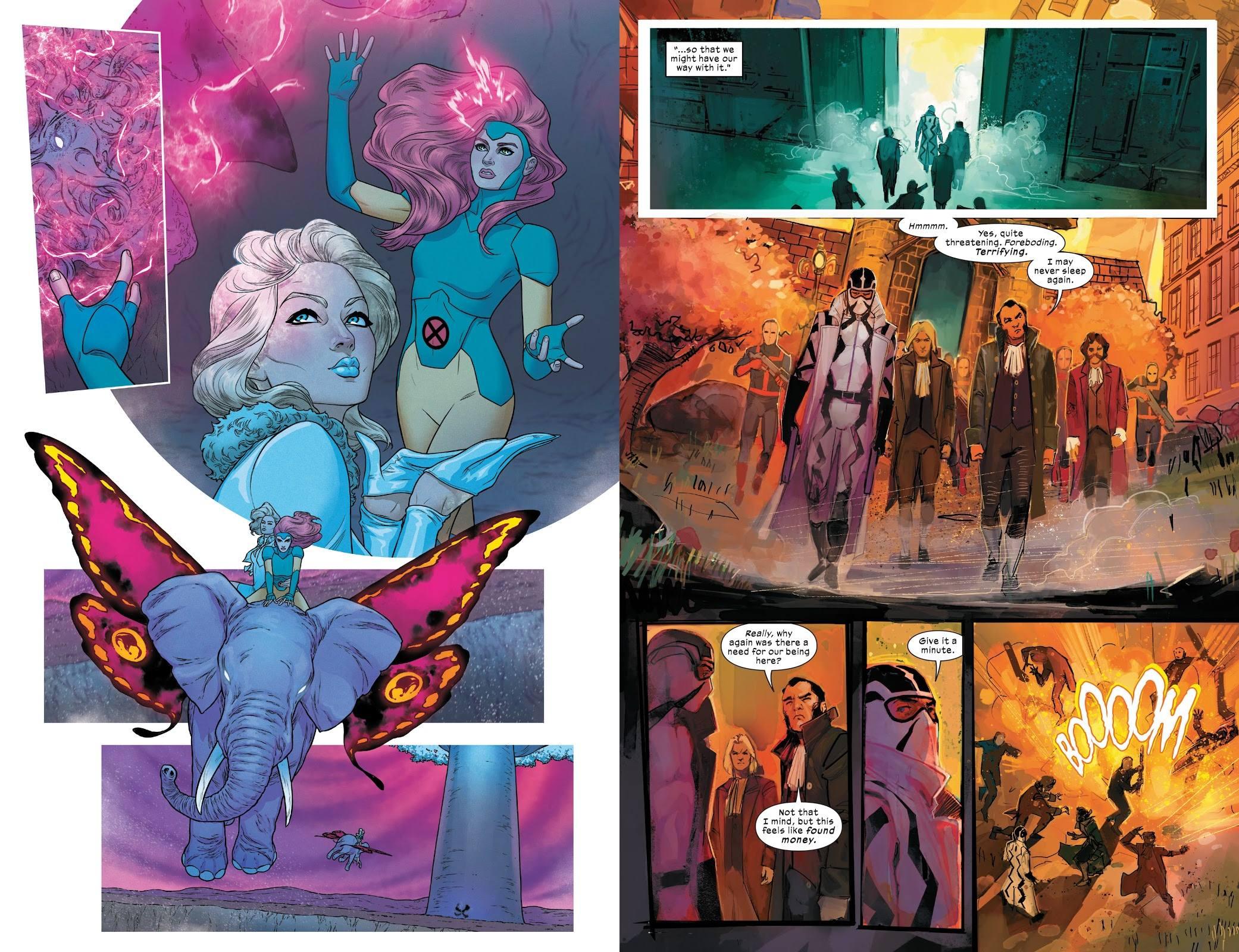 Giant Size X-Men review