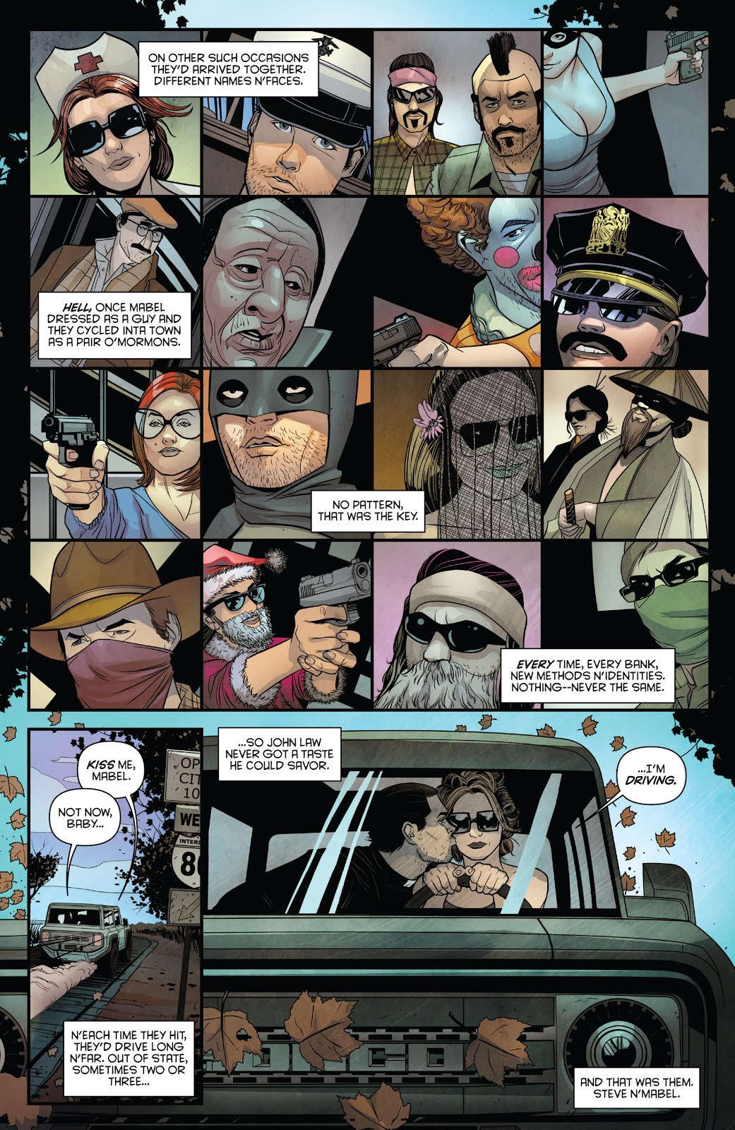 Grand Passion graphic novel review