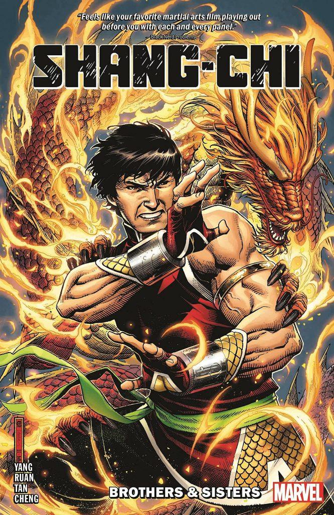 Shang-Chi: Brothers & Sisters