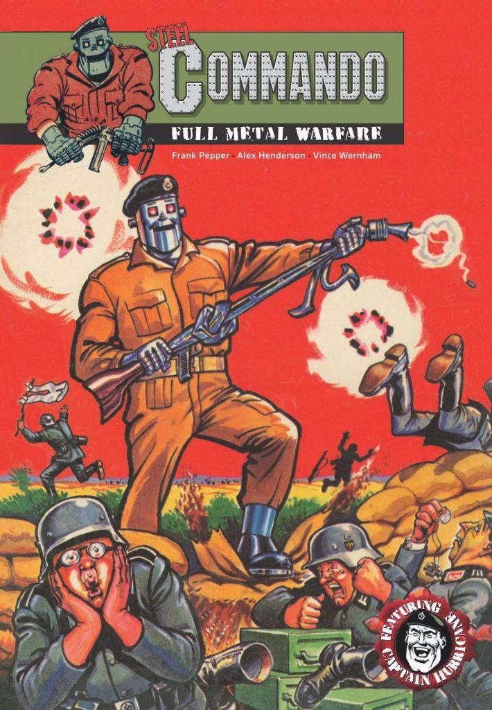 Steel Commando: Full Metal Warfare