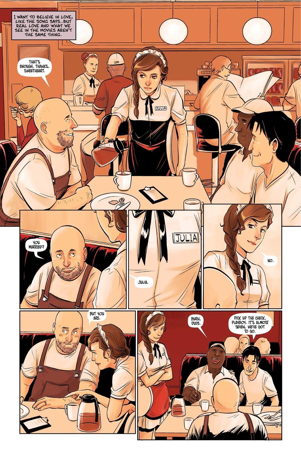 Sugar Vol 1 graphic novel review