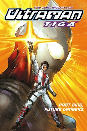 Ultraman Tiga: Past Sins, Future Dangers