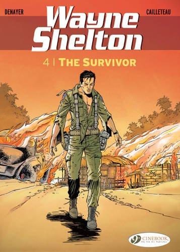 Wayne Shelton 4: The Survivor