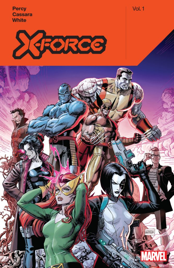 X-Force by Benjamin Percy Vol. 1