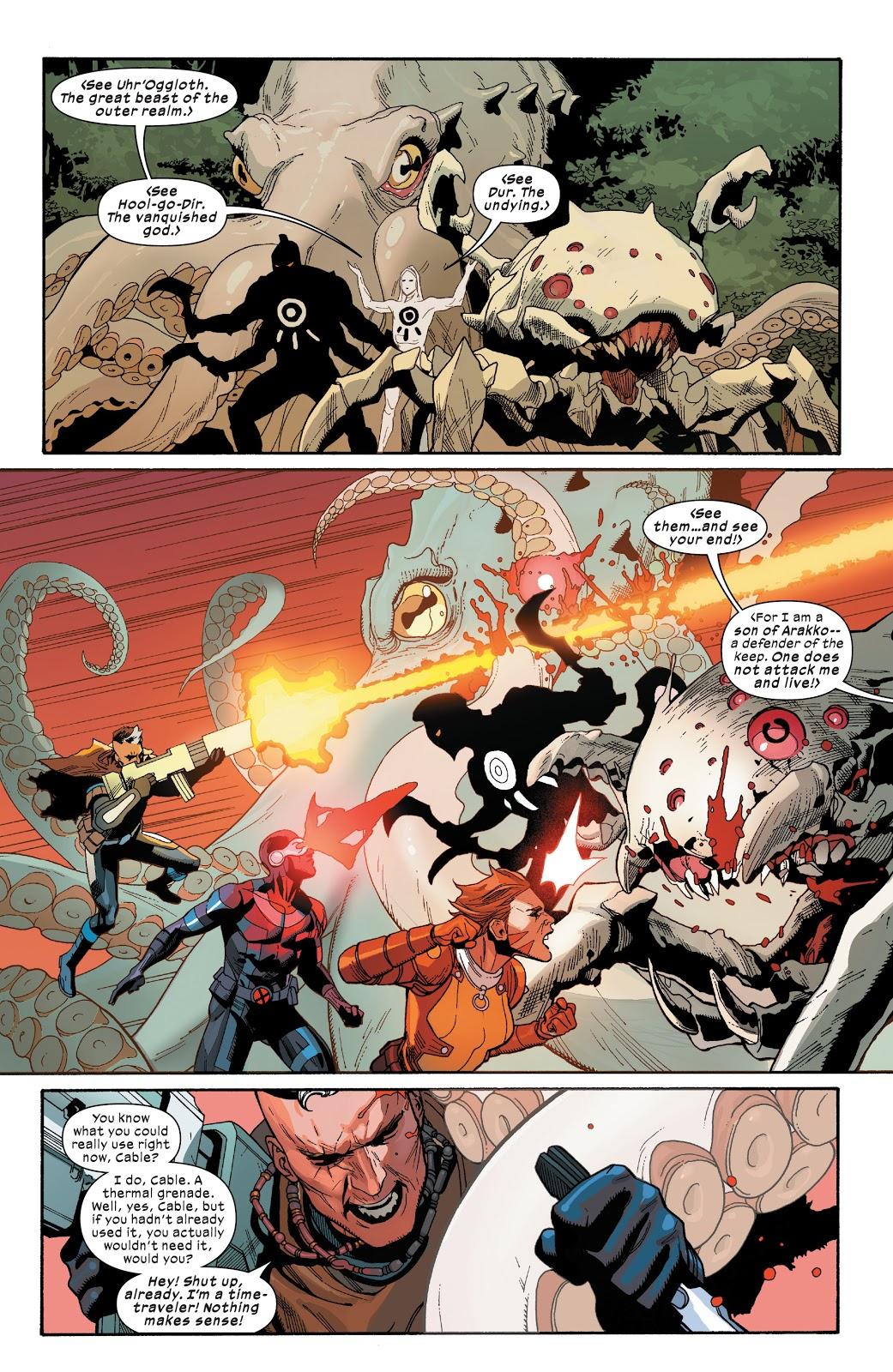 X-Men by Jonathan Hickman Vol. 1 review