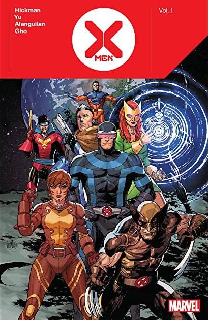 X-Men by Jonathan Hickman Vol. 1