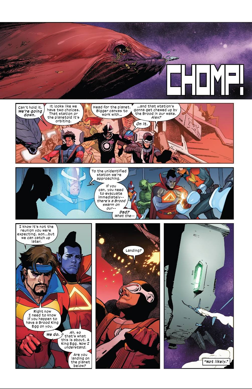 X-Men by Jonathan Hickman Vol. 2 review