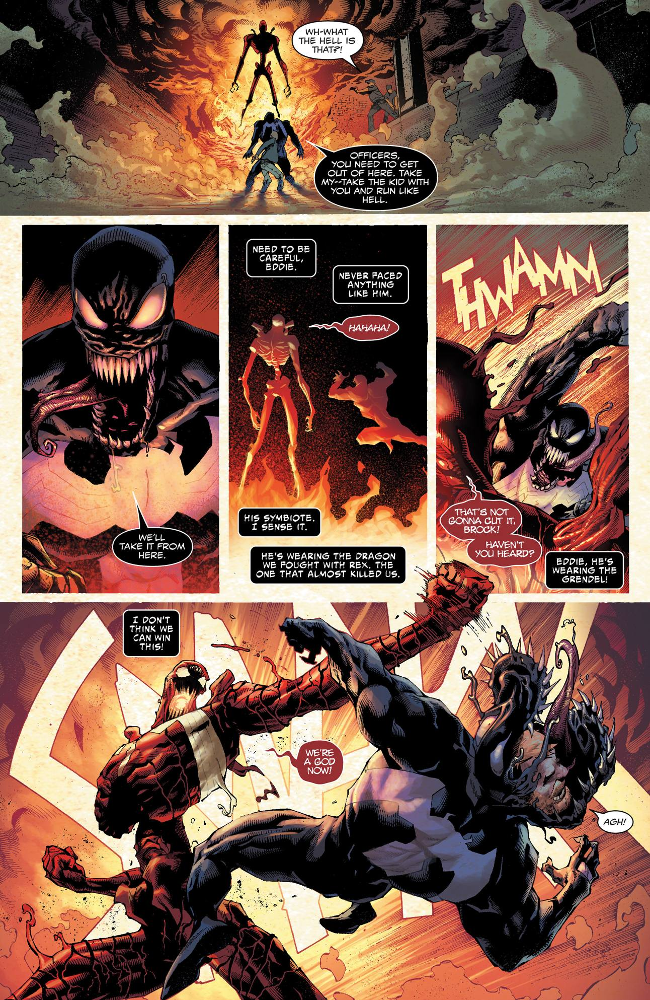Absolute Carnage graphic novel review