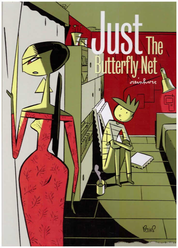 Just: The Butterfly Net