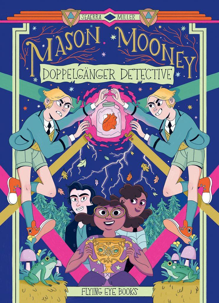 Mason Mooney: Doppelgänger Detective